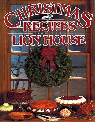 9780875792552: Christmas Recipes from the Lion House