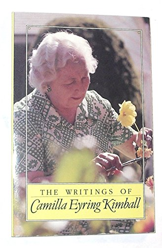 9780875793344: Writings of Camilla Eyring Kimball