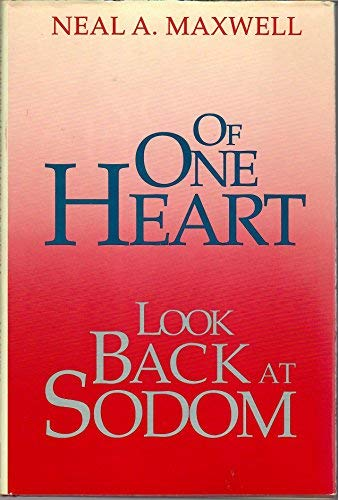 9780875794204: Of One Heart - Look Back at Sodom