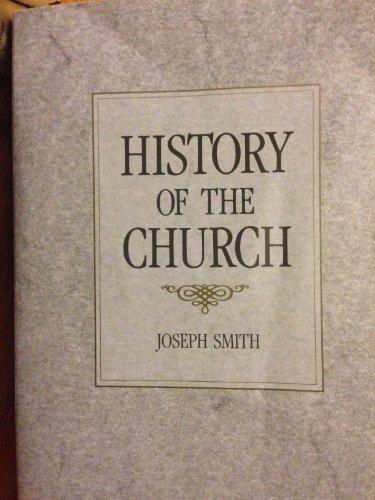 History of the Church: Joseph Jr. Smith
