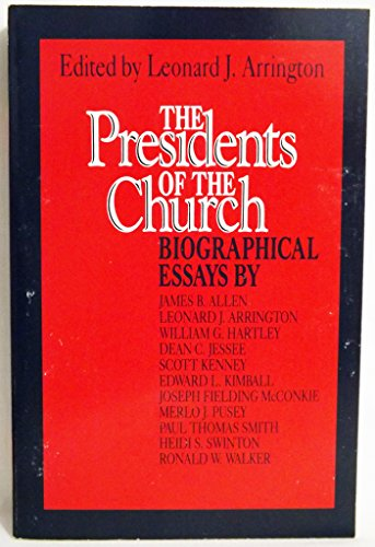 The Presidents of the Church: Deseret Book Co
