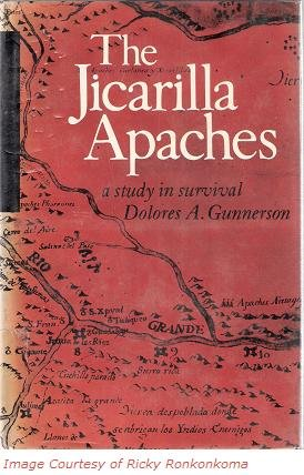 The Jicarilla Apaches: A Study in Survival: Gunnerson, Dolores A.