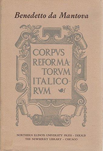 9780875800356: Il Beneficio di Cristo con le Versioni del Secolo XVI, Documenti e Testimonianze (Corpus Reformatorum Italicorum)