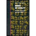9780875800455: Bonds of Loyalty: German-Americans and World War I (Minorities in American history)