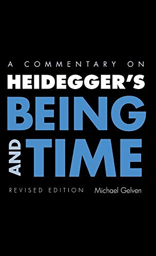 """9780875801452: Commentary on Heidegger's """"Being and Time"""""""