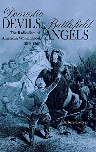 9780875803180: Domestic Devils, Battlefield Angels: The Radicalism of American Womanhood, 1830-1865