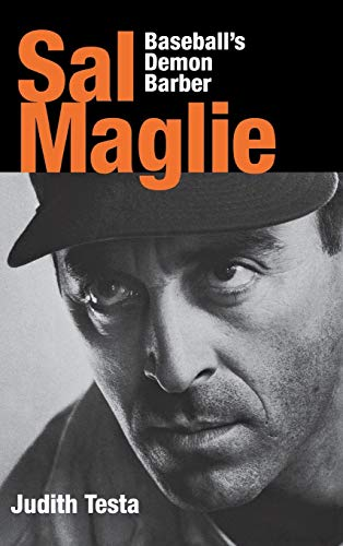 9780875803678: Sal Maglie: Baseball's Demon Barber