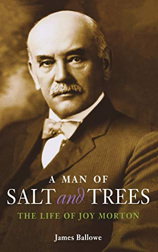 9780875803982: A Man of Salt and Trees: The Life of Joy Morton