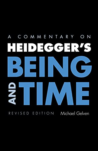 "9780875805443: A Commentary On Heidegger's """"Being and Time"