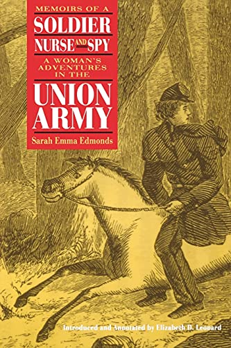 9780875805849: Memoirs of a Soldier, Nurse, and Spy: A Woman's Adventures in the Union Army