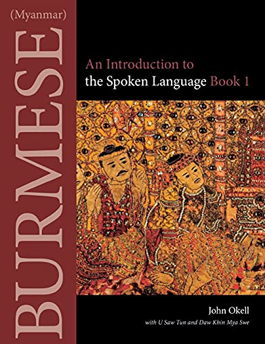9780875806426: Burmese (Myanmar) Book 1: An Introduction to the Spoken Language