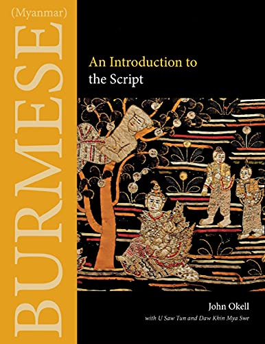 9780875806440: Burmese (Myanmar): An Introduction to the Script, Book 1