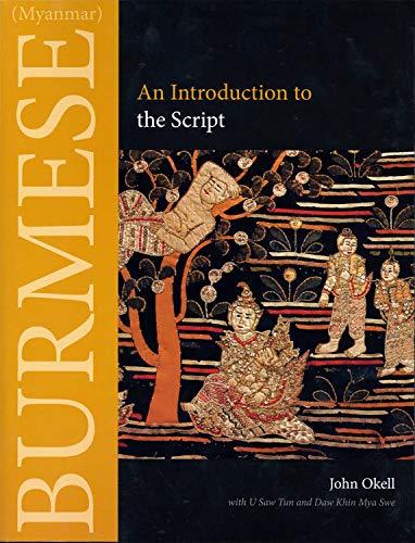 9780875806440: Burmese (Myanmar): An Introduction to the Script (Southeast Asian Language Text)
