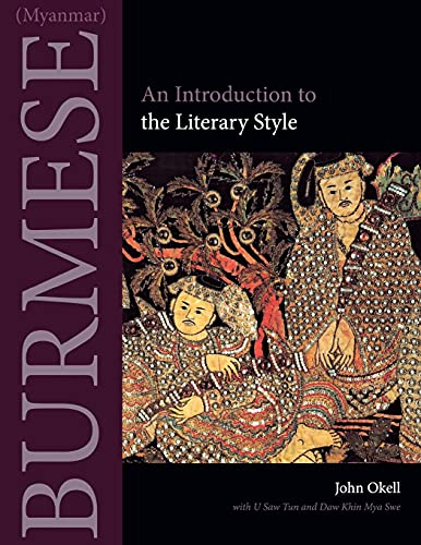 9780875806457: Burmese (Myanmar): An Introduction to the Literary Style