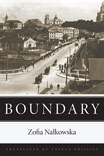 Boundary (Paperback): Zofia Nalkowska
