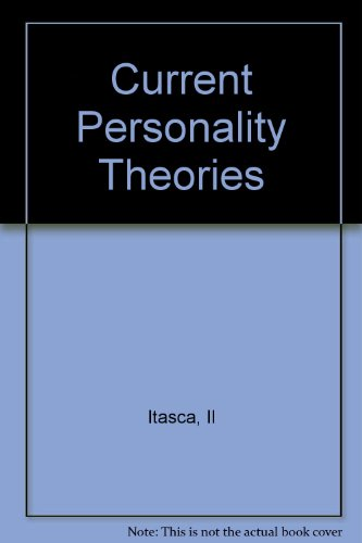 9780875812045: Current Personality Theories