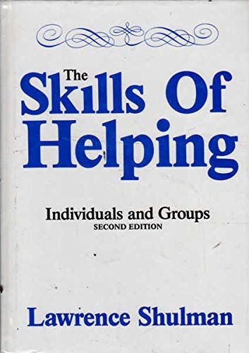 9780875813028: Skills of Helping Individuals and Groups