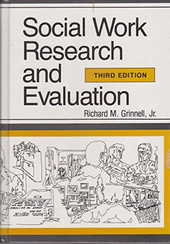 9780875813264: Social Work Research and Evaluation