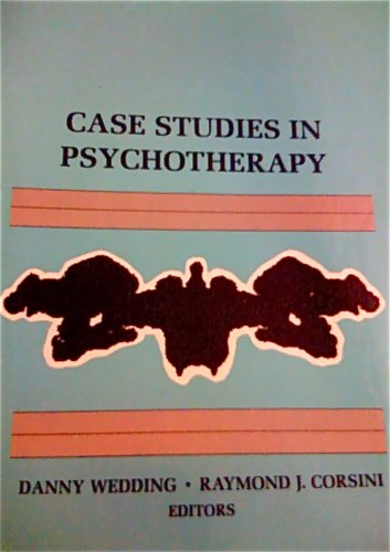 9780875813387: Case Studies in Psychotherapy