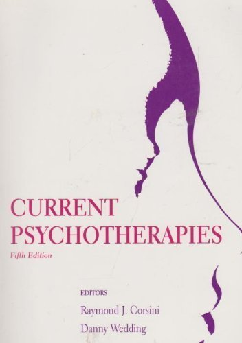 9780875813929: Current Psychotherapies