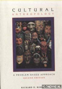9780875814049: Cultural Anthropology: A Problem-Based Approach