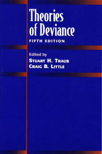 9780875814193: Theories of Deviance