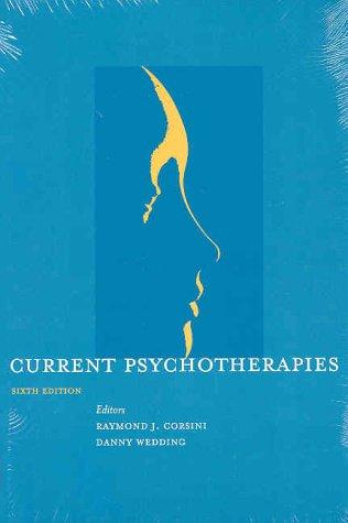 9780875814308: Current Psychotherapies