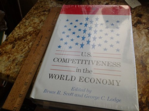 9780875841601: U.S. Competitiveness in the World Economy