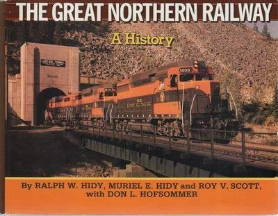 9780875841854: Great Northern Railway: A History