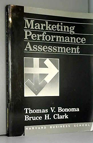 9780875842035: Marketing Performance Assessment
