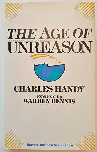 9780875842462: The Age of Unreason