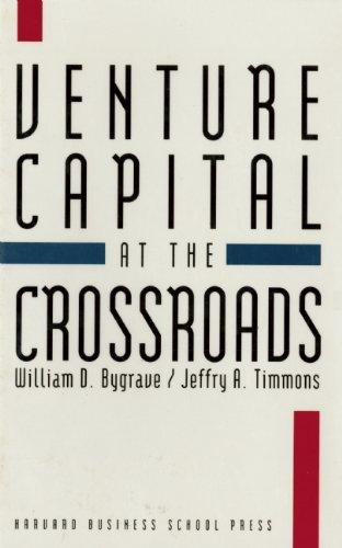 9780875843049: Venture Capital at the Crossroads