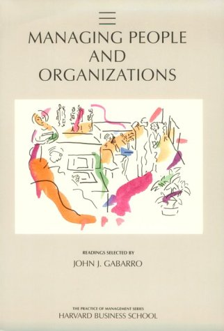 9780875843117: Managing People and Organizations (Practice of Management Series)