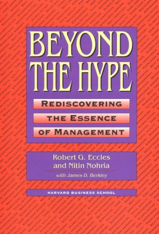 9780875843315: Beyond the Hype: Rediscovering the Essence of Management