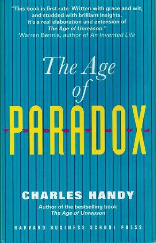 9780875844251: The Age of Paradox