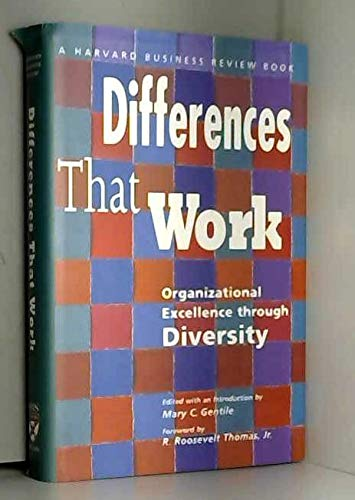 Differences That Work: Gentile, Mary C.