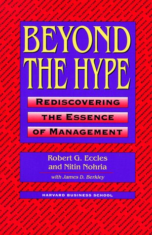 9780875845067: Beyond the Hype: Rediscovering the Essence of Management