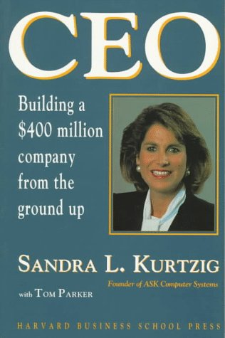 9780875845425: Ceo: Building a $400 Million Company from the Ground Up