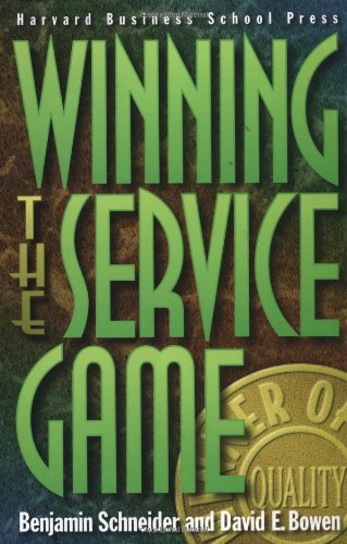 9780875845708: Winning the Service Game