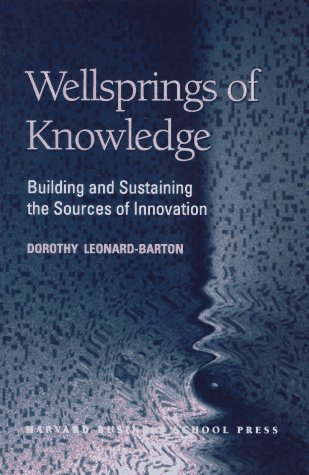 9780875846125: Wellsprings of Knowledge: Building and Sustaining the Sources of Innovation