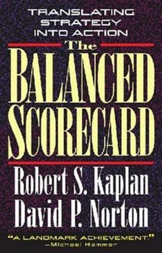 9780875846514: The Balanced Scorecard: Translating Strategy into Action