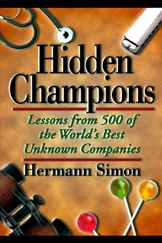 9780875846521: Hidden Champions