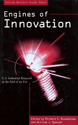9780875846750: Engines of Innovation: U.S. Industrial Research at the End of an Era