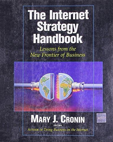 The Internet Strategy Handbook: Mary J. Cronin