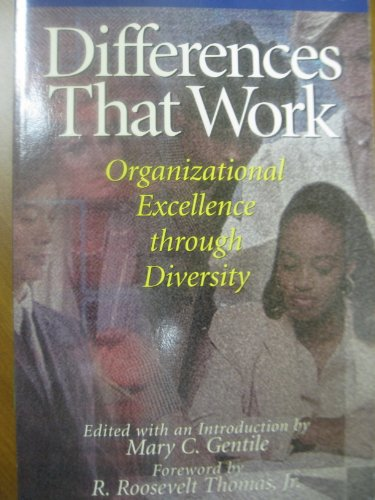 Differences That Work: Mary C. Gentile