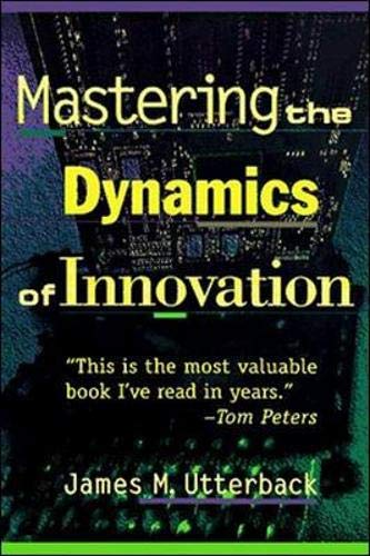 9780875847405: Mastering the Dynamics of Innovation: How Companies Can Seize Opportunities in the Face of Technological Change