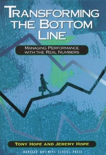 9780875847467: Transforming the Bottom Line: Managing Performance With the Real Numbers