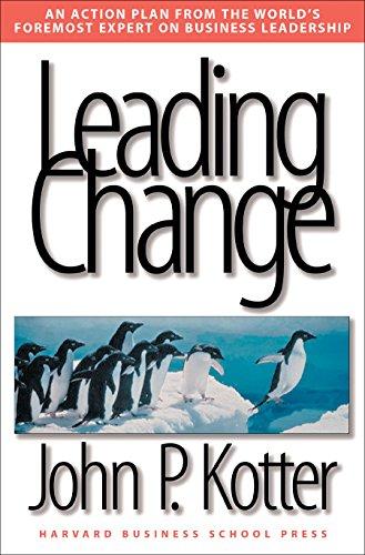 9780875847474: Leading Change