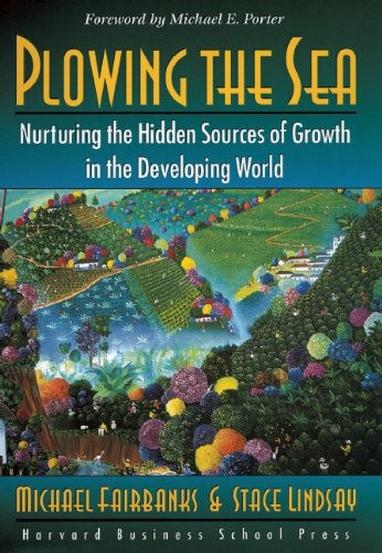 9780875847610: Plowing the Sea: Nurturing the Hidden Sources of Growth in the Developing World