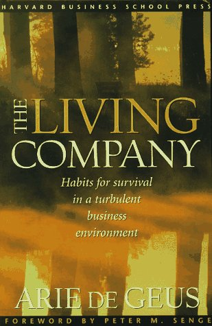 9780875847825: The Living Company